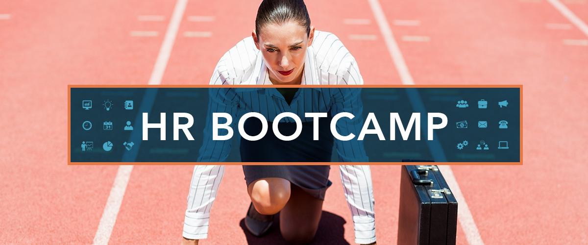 HR Bootcamp Landing Page Header