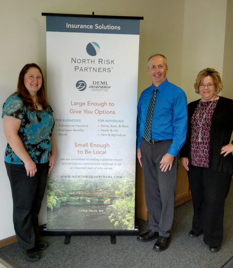 Deml Insurance joins North Risk Partners Little Falls